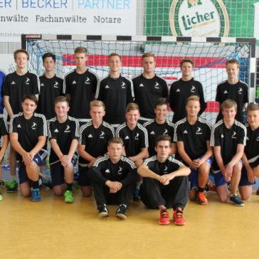 Jugenhandball bei der HSG Pohlheim