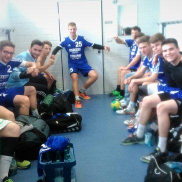 A-Jugend der HSG Pohlheim zieht souverän in die Bezirksoberliga ein- hervorragend organsiertes Turnier
