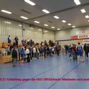 Forsches Tempo der HSG Pohlheim