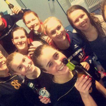 HSG Damen fahren wichtigen Heimsieg ein